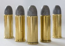 44 special ammo Stock Image