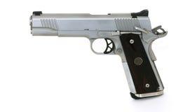 45 1911年手枪类型 免版税库存照片