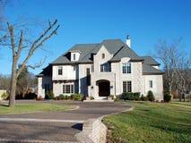 45 domów luksus Zdjęcie Royalty Free