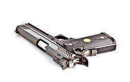 45 nowożytny automatyczny pistolecik nowożytny fotografia royalty free
