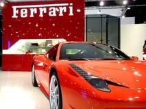 458 ferrari Италия Стоковое Изображение RF