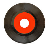 45rpm Vinyl Record Royalty Free Stock Photo