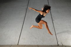 46地下舞蹈 图库摄影
