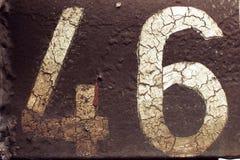 46 grunge 免版税库存照片