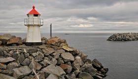 47 norr norway Fotografering för Bildbyråer