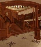 47 sceneria royalty ilustracja