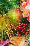 4753 текстуры рождества Стоковые Изображения