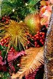 4773圣诞节纹理 免版税库存图片