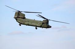 47d波音ch契努克族直升机 免版税库存图片
