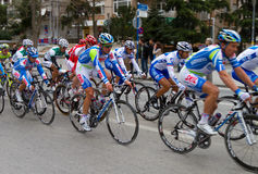 47th Presidential Cycling Tour of Turkey Stock Images