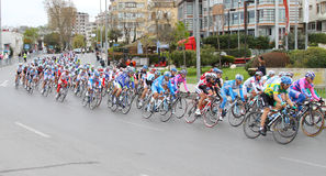 47th Presidential Cycling Tour of Turkey Stock Photo