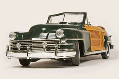 '48 Chrysler-Stadt u. Land Lizenzfreie Stockfotos