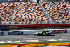 #48 Johnson chez Lowes Image stock
