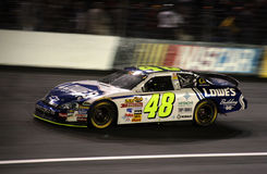 #48 Lowes Is Fast at Lowes Stock Photography