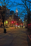48th Street Manhattan New York Upper East Side USA Royalty Free Stock Photography