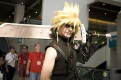 49 2008 animeexpo Royaltyfri Fotografi