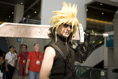 49 anime 2008 expo Fotografia Royalty Free