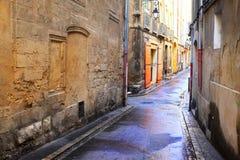 49 en aix - Provence Obraz Stock