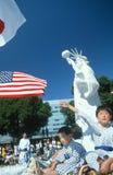 49th Parada da semana de Nisei em pouco Tokyo Fotos de Stock