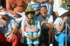 49th Parada da semana de Nisei em pouco Tokyo Imagens de Stock Royalty Free