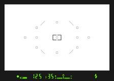 4b反光镜 库存图片