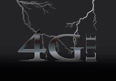 4G de telecommunicatie van LTE. Royalty-vrije Stock Afbeeldingen