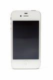 4s新苹果的iphone 免版税库存照片