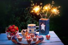 4th, Of, July, stock images