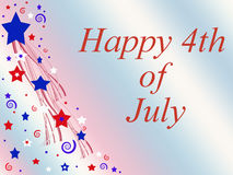4th of July Royalty Free Stock Image