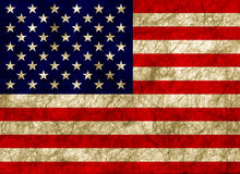 4th July. Recycled paper texture - 4th July Royalty Free Stock Photo