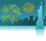 4th of July. Celebration, NYC Stock Photos