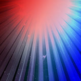 4th of July. Star burst explosion background Stock Photography