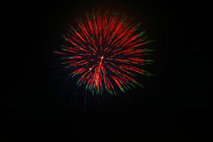 4th of July Fireworks Stock Photos