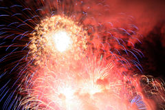 4th of July Fireworks. From Jones Beach stock photos