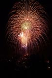 4th of July Fireworks. Fireworks Royalty Free Stock Images