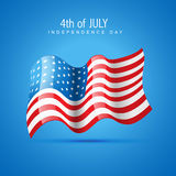 4th of july independence day. American independence day 4th of july Royalty Free Stock Photo