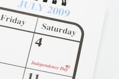 4th of July Independence day Royalty Free Stock Images