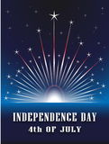 4thofJuly_005. The fourth of july independence day Royalty Free Stock Photography