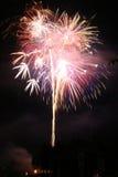 4to de la celebración de julio Fotos de archivo