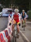 4to redondo de la taza 2011-2012 de mundo de Cyclocross Imagen de archivo