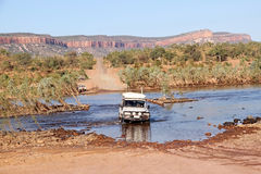 4wd adventure Royalty Free Stock Images