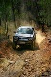 4WD aventura 2 Foto de Stock Royalty Free