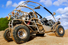 4wd Buggy. For extreme off-road fun Stock Images