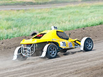 4wd buggy for extreme off-road Stock Images
