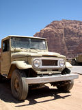 4wd's at jordania Stock Photos