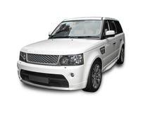 4x4 auto Royalty-vrije Stock Foto's