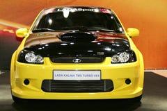 4x4 kalina lada tms Turbo Zdjęcie Stock