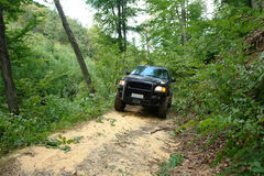 4x4 offroad adventure Royalty Free Stock Images