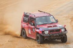 4X4 racing Stock Photos