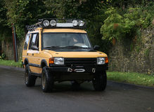 4x4 z roader Fotografia Stock